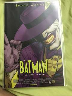 DC Batman #40 The Mask Variant