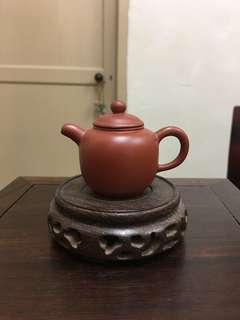 Chinese Purple Clay mini teapot-C