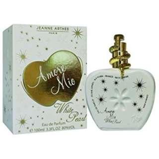 JEANNE ARTHES AMORE MIO WHITE PEARL EDP FOR WOMEN 100ML