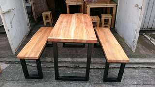 Made to order  restaurant tables/chairs