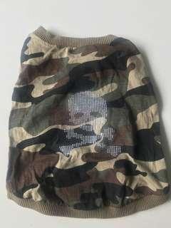 Pet clothing - medium size