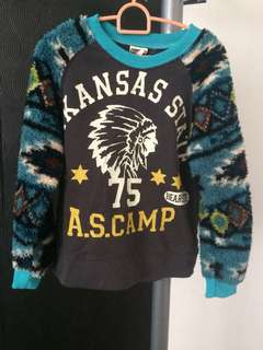 Furry (arms) Sweatshirt
