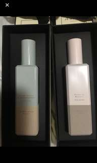 Jo Malone Green wheat and Meadowsweet / Poppy and Barley Cologne 30ml