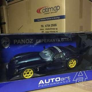 1/18 PANOZ Esperante GTR-1. AutoArt
