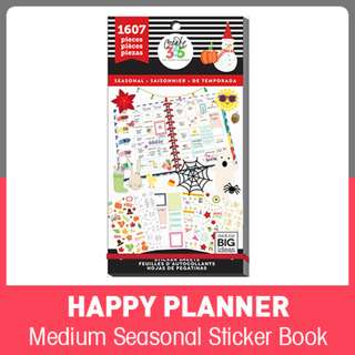 Value Pack Stickers - Seasonal