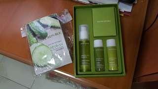 Nature Republic Skincare set and masks