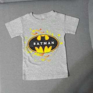 Batman T-shirt 9-12months