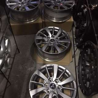 Fresh! SALE!! Montero Stock mags 18""