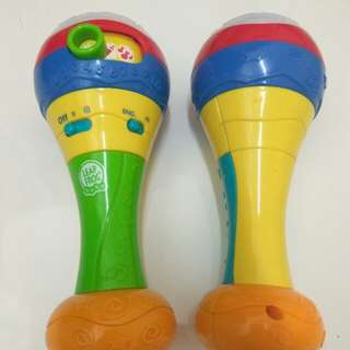 Leapfrog Colour Maracas
