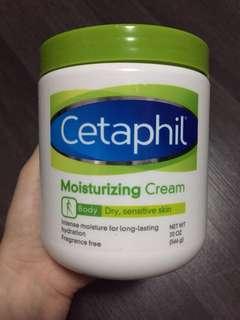 PROMO! Cetaphil Moisturizing Cream | Body (20 OZ)