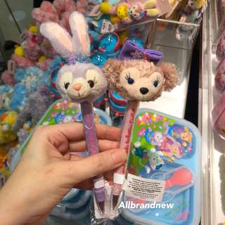 PO Hong Kong Disney Shelliemay And Stella Lou head pen