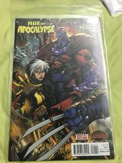 Marvel Secret Wars Age of Apocalypse #1