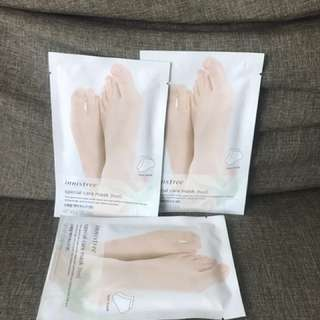 Innisfree Special Foot Mask