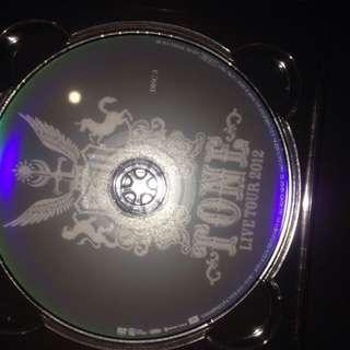 Tohoskinki Live Tour 2012 Tone Disc