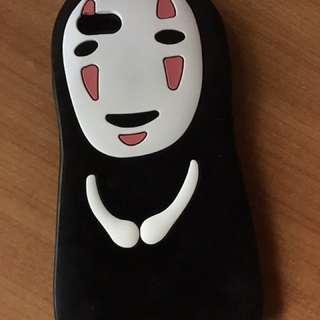 🚚 蘋果iphone6s plus無臉男保護殼