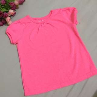 🦄 repriced, Cute neon pink garanimals blouse
