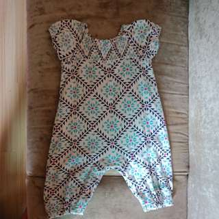 Jumpsuit 12-18 month