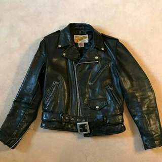 Rock n Roll Leather Jacket