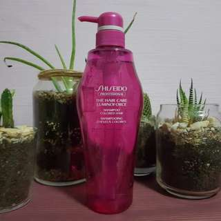 Shiseido shampoo
