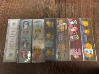 ※ Bookmarks Collection For Sale ※