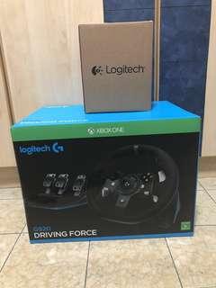 BNIB Logitech G920 & Shifter Bundle