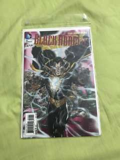 DC Justice League of America #7.4 Black Adam #1 Lenticular Variant