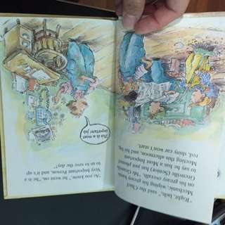 Pre-loved ladybird books for boys x 3 in a set