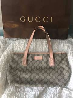 Original Gucci Tote Bag