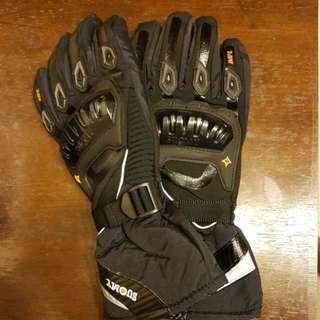 Suomy Motorcycle Gloves waterproof, XL size