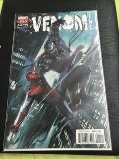 Marvel Venom Inc Alpha #1 Adi Granov Variant