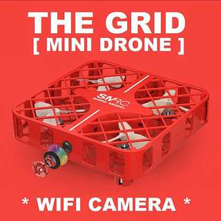 Miniest Drone for Beginners with Camera