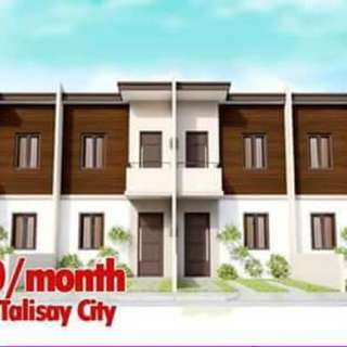 Pre Selling House and lot Talisay City Cebu