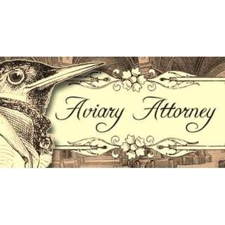 Aviary Attorney ( Price Neg..)