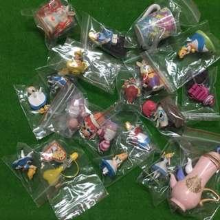 愛麗絲 妙妙妙 絕版系列 玩具