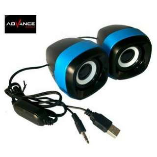 Turun harga!!Advance speaker