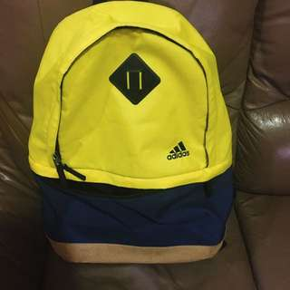 Adidas backpack 背囊背包