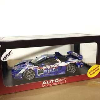 1/18 JGTC Honda NSX #100. AutoArt