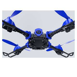 i5 Foldable Drone Copter 2Mp camera & video function flippable 360