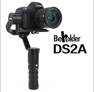 Beholder DS2-A (3 axis gimbal stabilizer ) payload 350g to 1.8kg