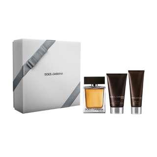 Dolce & Gabbana The One 3PCS Gift Set