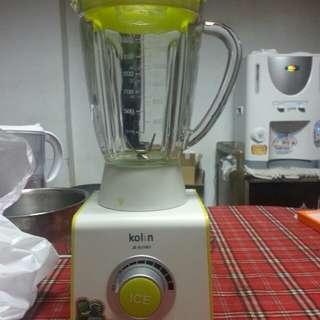 🚚 果汁機