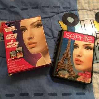 Sophie Make-up Pallet 2-in-1