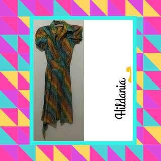 Dress Batik + Tali