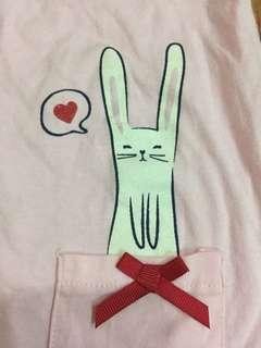 Baby Miki Bunny Dress