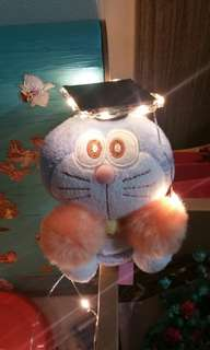 DORAEMON LED Grad Hat