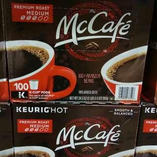 McCafe premium roast kcups