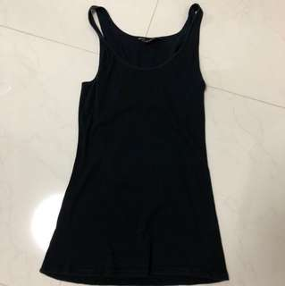 Dorothy Perkins Black Tank Top