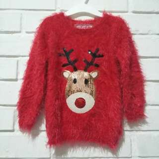 I❤Santa Sweater