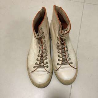 Buttero - high quality Italian made high top sneakers (not common projects, maison margiela, apc)