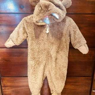 H&M Bear Overall